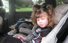 Children in Car Seats
