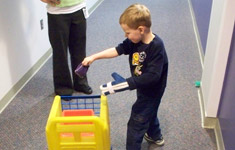 Constraint Induced Movement Therapy - CHASA
