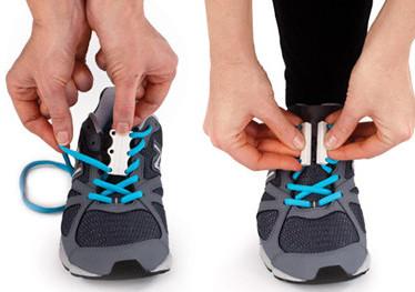 Zubits magnetic shoe closure