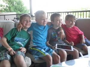 CHASA Family Retreat 2013