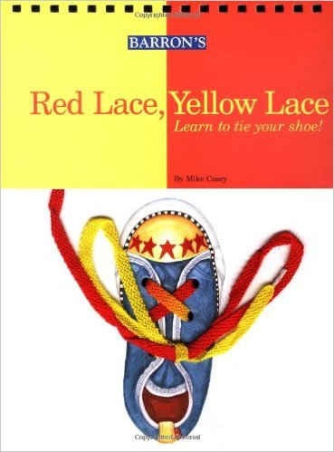 red lace yellow lace