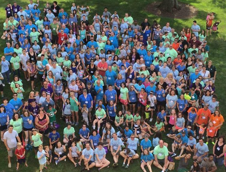 CHASA 2020 Family Retreat