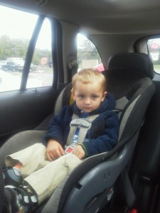Kohl on his way to spasticity clinic