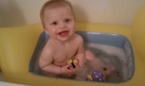Evan, In-utero Stroke Survivor