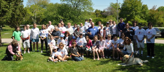 Childhood Stroke Walk – Rhode Island's 4th