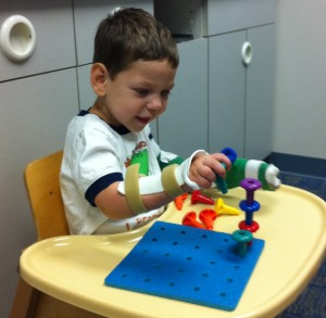 Evan - Pediatric Stroke Survivor