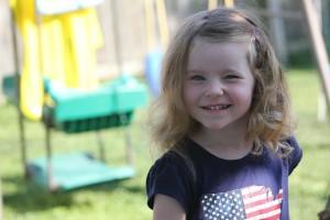 Evie - Pediatric Stroke Survivor