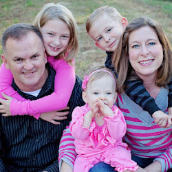 Infant Stroke Survivor Lily's Family
