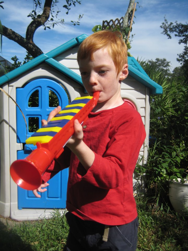 Back to School – Musical Instruments for Kids with Hemiplegia