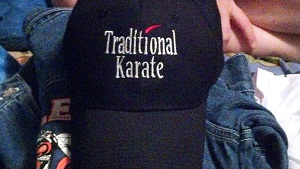 childhood hemiplegia and karate - hat