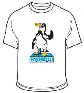 Kandu Shirt - Children's Hemiplegia and Stroke Association Mascot