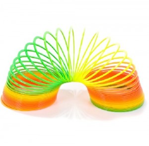 Slinky for Supination in Child with Hemiplegia