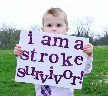 Pediatric Stroke Awareness Month