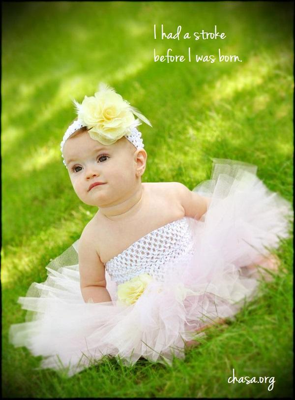 Pediatric Stroke Awareness - 31 Days 31 Ways - CHASA