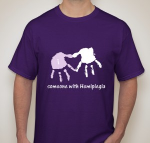 hemiplegia shirt