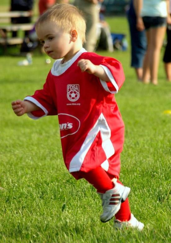 3 lucas loves soccer